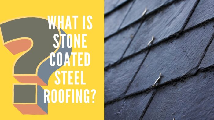 What is stone coated steel roofing